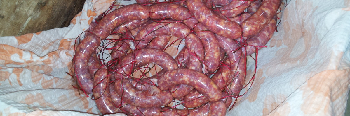 Sausage and Salami making workshops